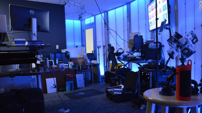 blue room NIC