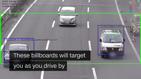 Smart billboards