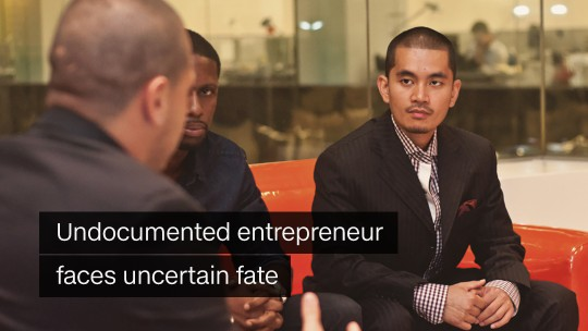 Undocumented entrepreneur