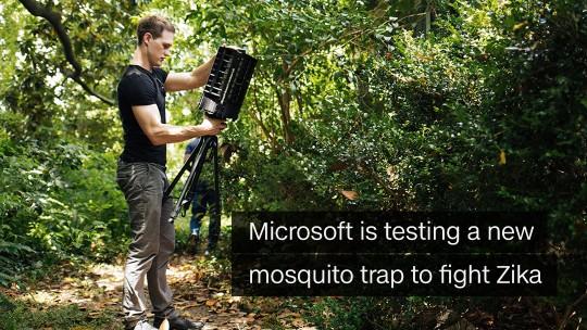Microsoft Zika
