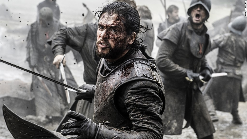 Game of 'Thrones': HBO's sport-like hit