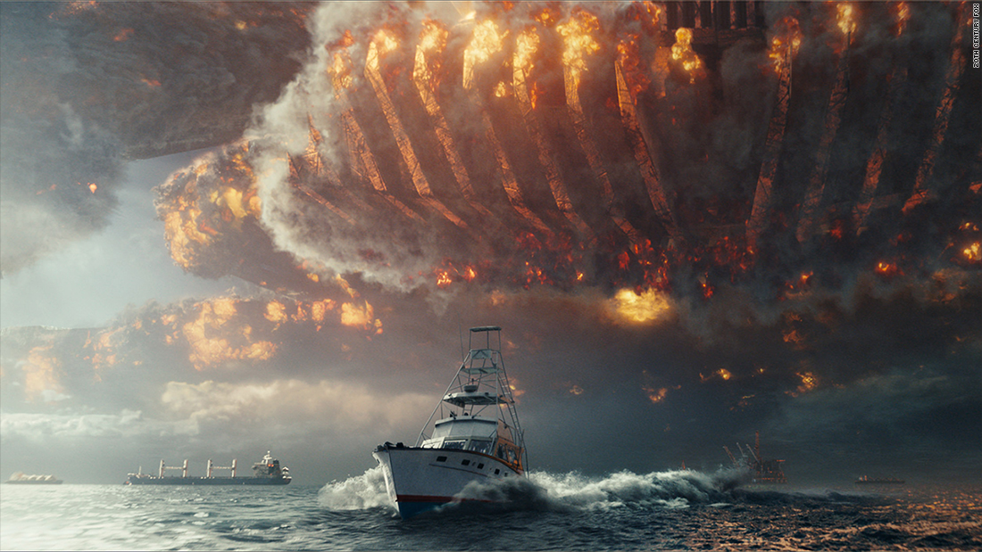 'Independence Day: Resurgence' lacks fireworks at the box office