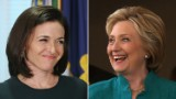 Why Sandberg hopes for woman president