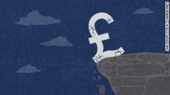 Brexit Pound Down