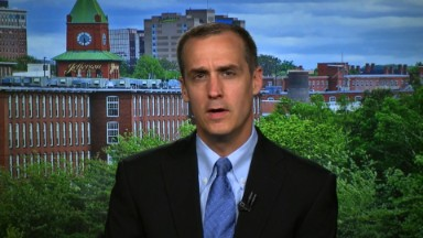 Corey Lewandowski joins CNN as political commentator