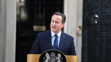 A look at David Cameron's time as PM