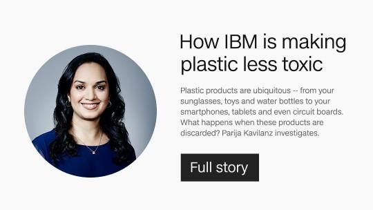 IBM plastics