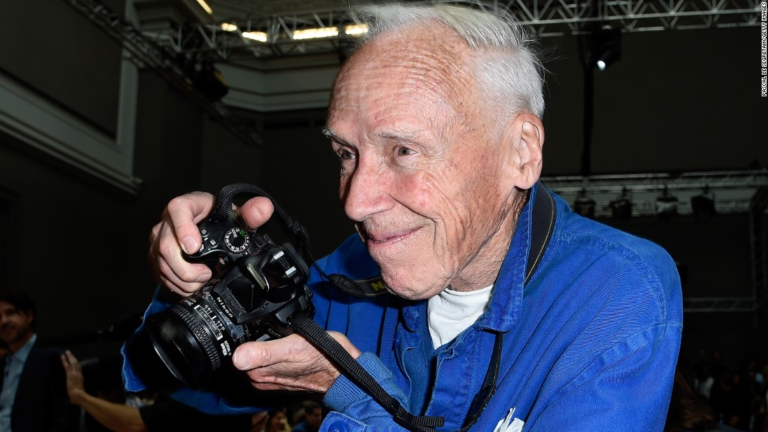 """Who will we dress for, now?"" Fashion photographer Bill Cunningham dies"