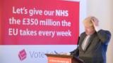 Brexit's 3 broken promises