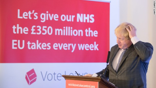 Brexit's broken promises: Health care, immigration and the economy