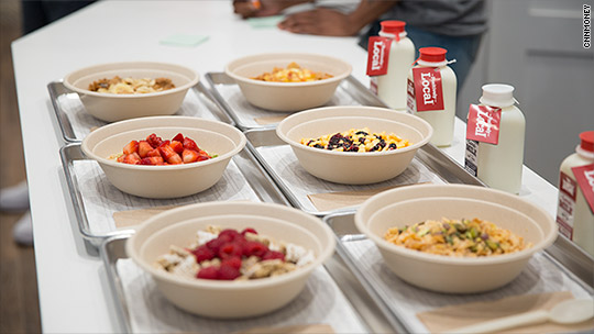 Kellogg's is opening a cereal cafe in NYC