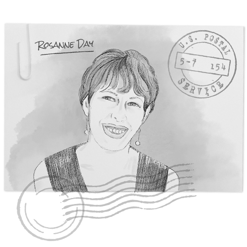 mail 3 illo rosanne day