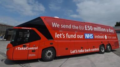 Brexit campaign's broken promises