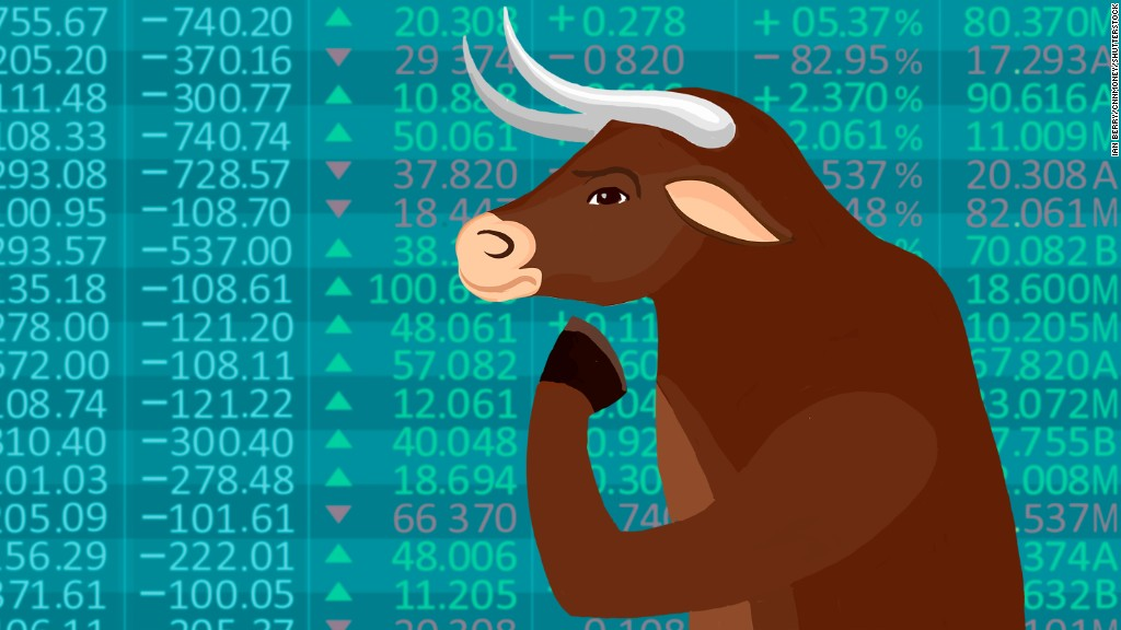 Can this bull run further?