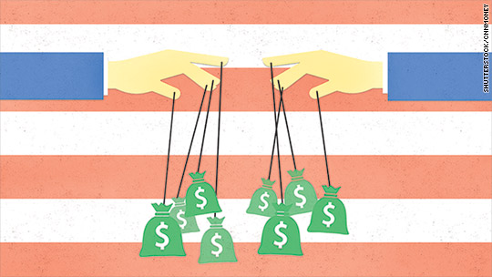 71% of Americans believe economy is 'rigged'