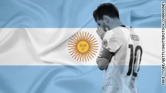 messi argentinian economy