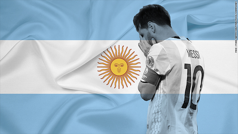 Lionel Messi's retirement could cost Argentina's team millions