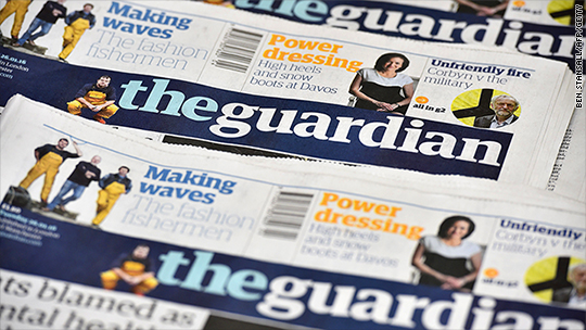 Guardian makes post-Brexit funding appeal
