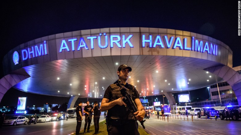 Istanbul airport attack: A fresh blow to tourism in Turkey
