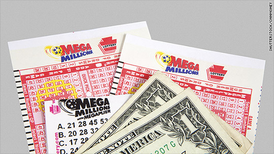 Mega Millions' $415M jackpot is third largest ever