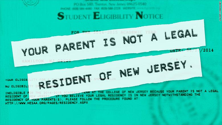 latino denied document