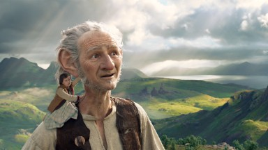 'The BFG' can't recapture Steven Spielberg's old magic