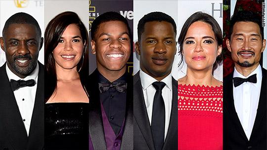 #OscarsSoWhite creator talks Academy's diversity