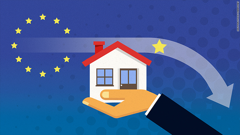 Why Brexit is great news for U.S. homebuyers
