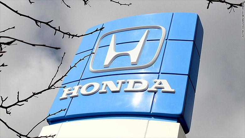 Stop driving these Hondas, says regulator