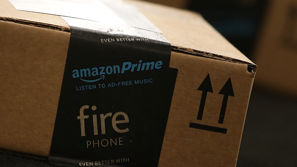 Amazon Prime Day breaks record; event grew by more than 60 percent