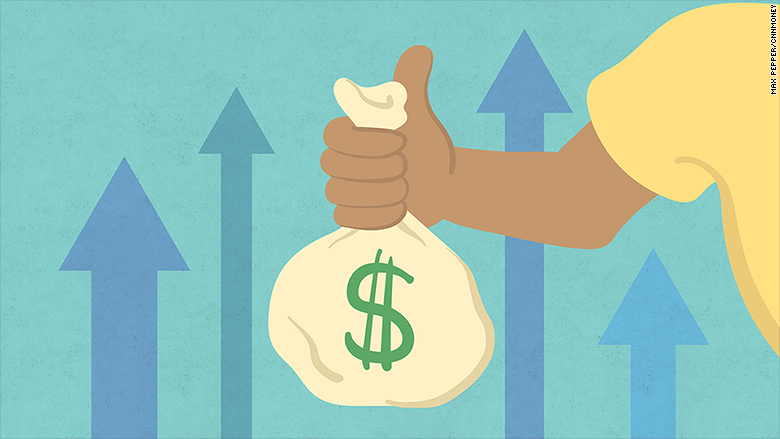 How to ask your future boss for more money