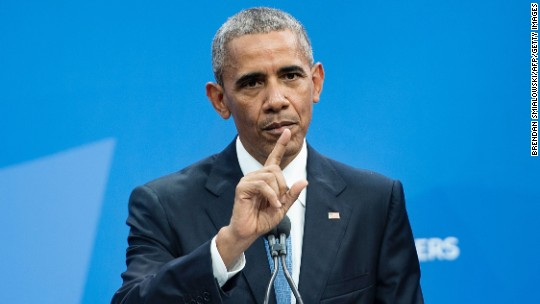 Obama: Global growth could be hit 'if in fact Brexit' happens