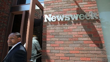 Newsweek hit by layoffs after day of suspense