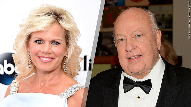 Gretchen Carlson secretly recorded meetings with Roger Ailes