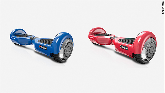 Next for Razor after massive recall: Hovertrax 2.0