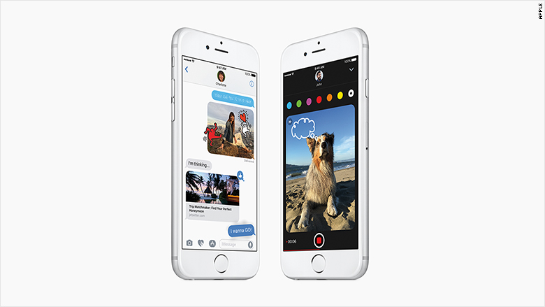 Apples IOS 10 Is All About Fun Messaging And Photos