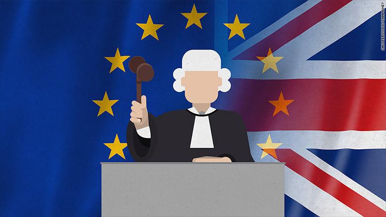 brexit courts