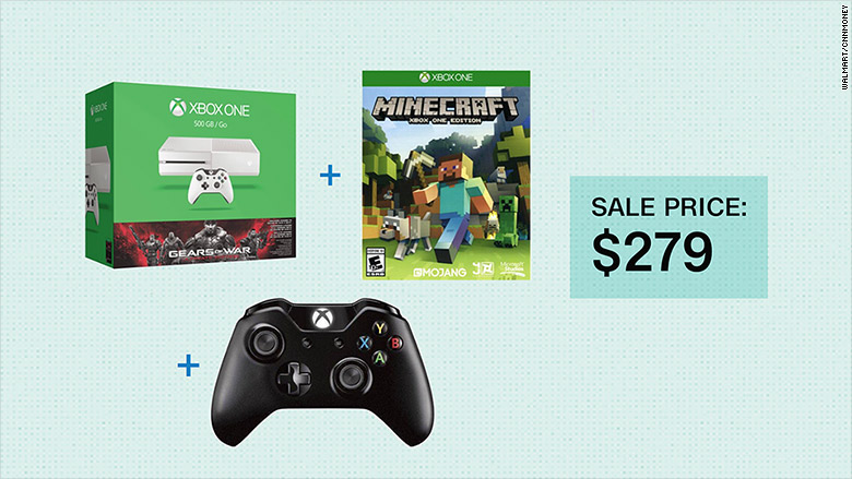 WMT xbox bundle