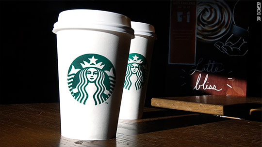 Starbucks just got more expensive