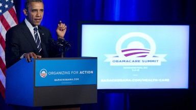 Obama calls for 'public option' for Obamacare