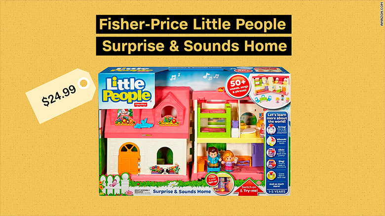 amazon prime day fisher price toy