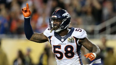 Von Miller is highest-paid defensive player ever