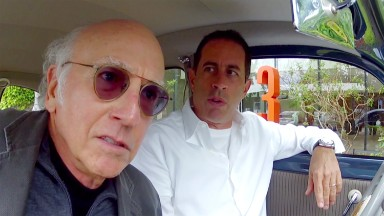Jerry Seinfeld's 'Comedians in Cars Getting Coffee' is heading to Netflix