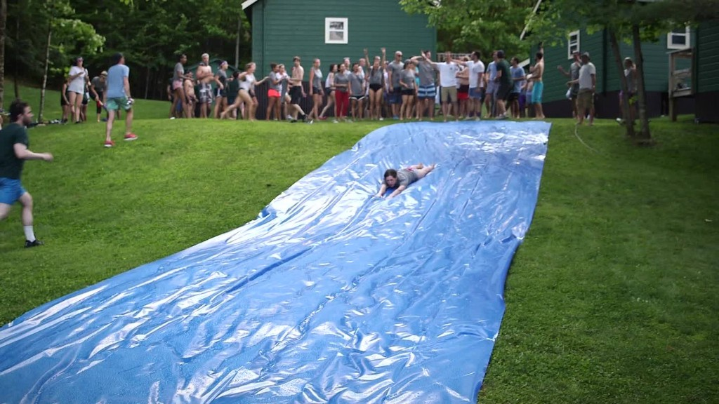 Summer camp for grown ups