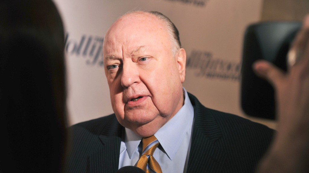 Roger Ailes leaves Fox News