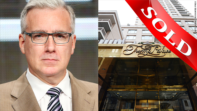 Keith Olbermann is thrilled he sold his Trump apartment