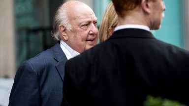 Showtime gets series about Fox News founder Roger Ailes