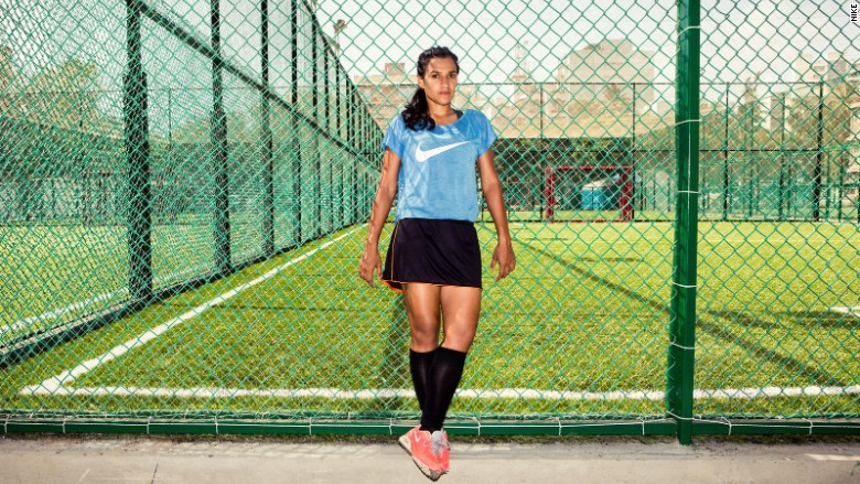 Nike puts spotlight on India's badass female athletes