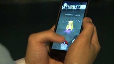 Pokemon Go sweeps the Middle East