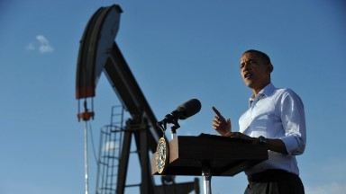 America's biggest oil boom came under Obama